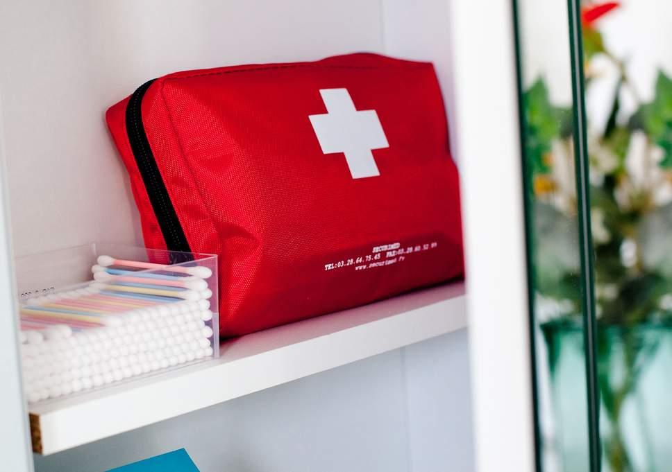 comprar kit de primeros auxilios