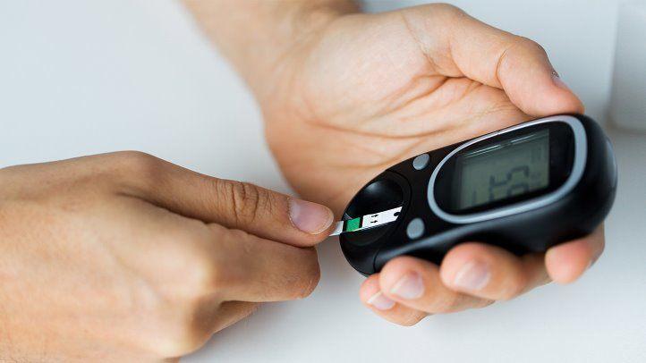 medicion de azucar en sangre